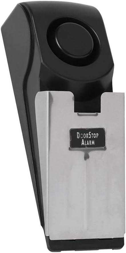 Yeam 3 Packs Door Stop Alarm Wedge with 120 dB Security Door Stopper Doorstop Safety Tools for Home or Travel