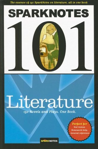 Literature (SparkNotes 101) (Notes Truffle)