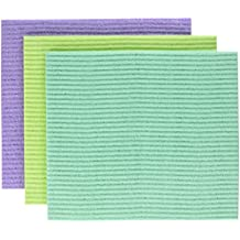 Amala Magic Sponge Cloth 100% Natural, 100% Biodegradable, 100% Vegan, NON-GMO, (3-Pack)