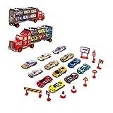 Tuko Car Toys Die Cast Carrier Truck Vehicles Toy