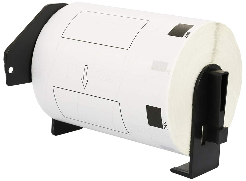 10x DK-11201 29 x 90 mm Adressetiketten (400 Stück Rolle) kompatibel für Brother P-Touch QL-1050 QL-1060N QL-1110NWB QL-1100 QL-500 QL-500BW QL-570 QL-580 QL-700 QL-710W QL-800 QL-810W QL-820NWB B07P199FRF | Am praktischsten