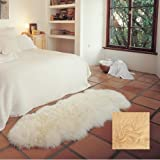 Bowron Double Pelt Gold Star Rug