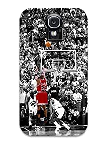 Rolando Sawyer Johnson's Shop sports nba basketball michael jordan selective coloring chicago bulls NBA Sports & Colleges colorful Samsung Galaxy S4 cases