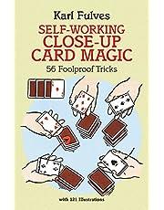 Self-Working Close-Up Card Magic: 56 Foolproof Tricks