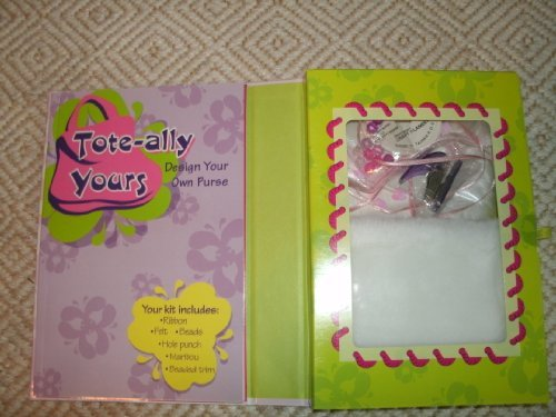 Tote-Ally You : Design Your Own Purse (0439736714 4231401) photo