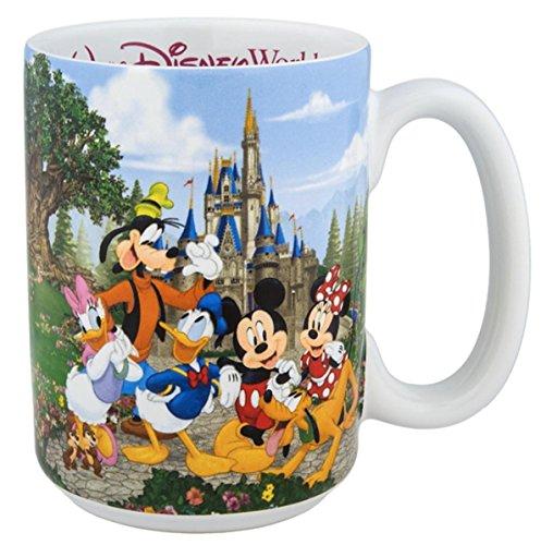 Walt Disney World Mug - MOM (Walt Disney World Coffee)