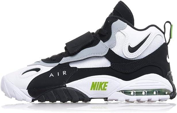 fiabilidad Móvil Alegaciones  Amazon.com: Nike Air Max velocidad Turf para hombre 525225 – 103, Blanco,  10.5 D(M) US: Shoes