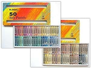 100tizas pastel blandas Set a + B