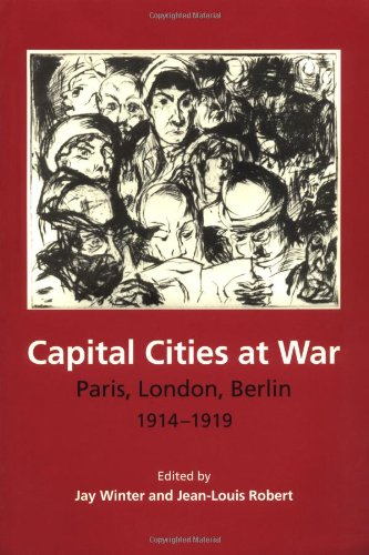 Top 10 best capital cities at war for 2020