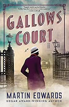 Gallows Court by [Edwards, Martin]