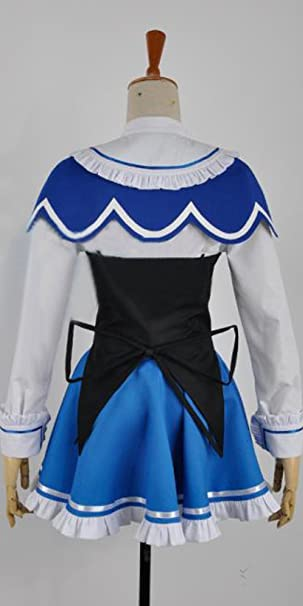 Amazon.com: Onecos Anime Absolute Duo Julie Sigtuna Uniform Cosplay Costume: Toys & Games
