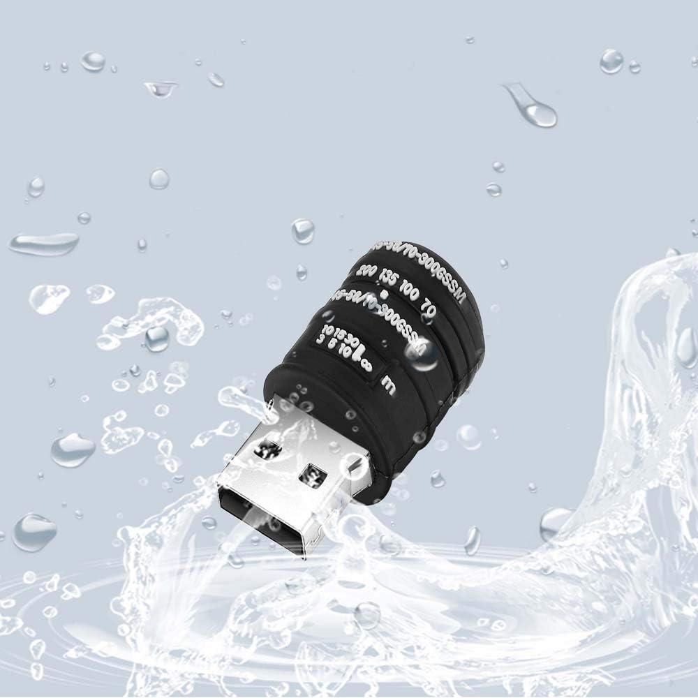 Premium USB 2.0 32GB USB-Flash-Laufwerk Wasserdicht Memory Stick Speicherstick GARRULAX USB Stick High Speed Cute Tier Niedliches Silikon 8GB 16GB