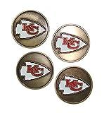 Kansas City ChiefsNFL Golf Ball Markers (4 Pack)