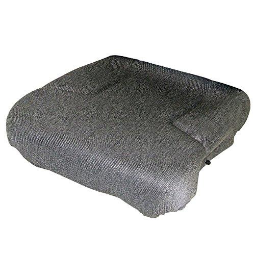 243701A1 Gray Seat Cushion For Case IH 7110 7120 7130 7140 7150 7210 7220 7230 by RAPartsinc