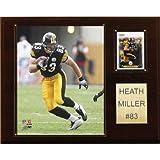 NFL Heath Miller Pittsburgh Steelers Player Plaque