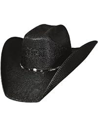 Montecarlo Bullhide Hats STOCKYARD 20X Bangora Straw Western Cowboy Hat 6c3402d0ed2e