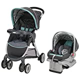 Graco Fastaction Fold Click Connect Travel System - Affinia (Discontinued by Manufacturer)