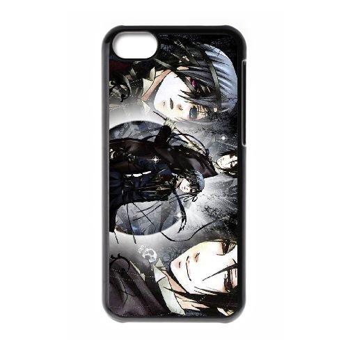 black Deacon I7Y56K4YI coque iPhone 5c case coque black I48P1Y