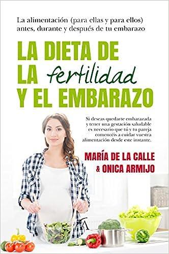 dieta para la fertilidad pdf