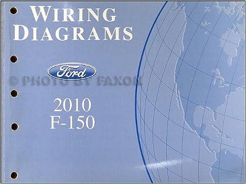 2010 Ford F-150 Wiring Diagram: Ford: Amazon.com: Books | Ford F150 Wiring |  | Amazon.com