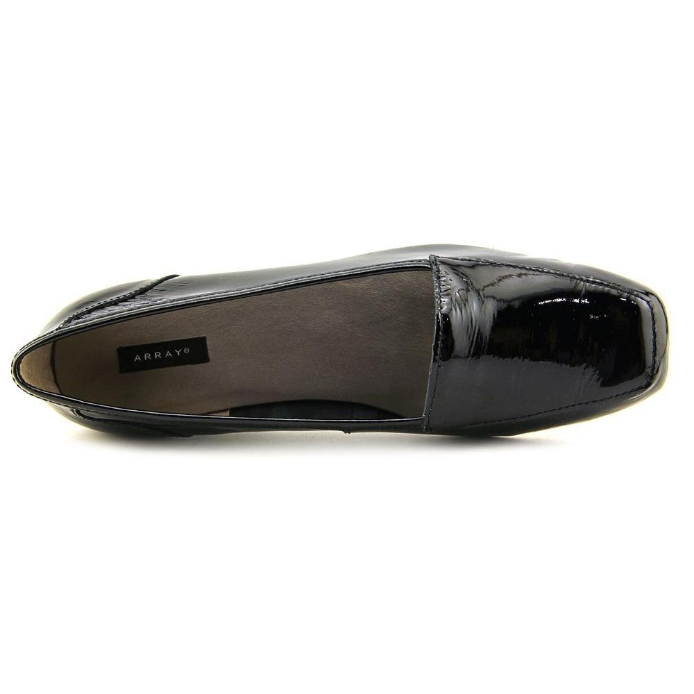ARRAY Freedom Women's Slip On B00S30YFQE 8 C/D US|Black-patent