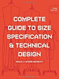 Complete Guide to Size Specification and Technical Design: Studio Instant Access