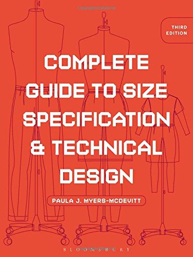 Complete Guide to Size Specification and Technical Design: Studio Instant (Technical Specifications)