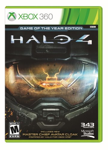 HALO 4 Xbox 360 EDITION JEU DE LANNEE FRENCH VERSION for sale  Delivered anywhere in USA