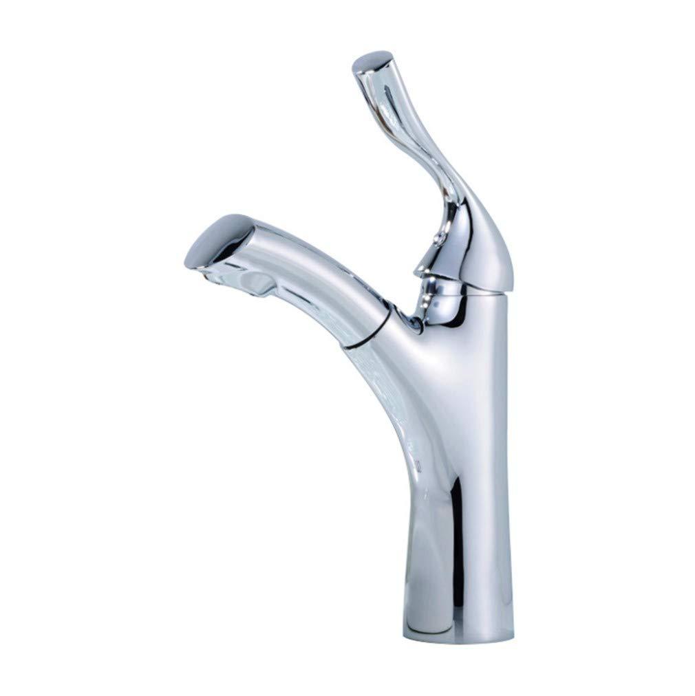 Edelstahl Einhand Wasserhähne Küche Wasserhahn Wasserhahn Wasserhahn Warme Und Kalte Sanitärkeramik.