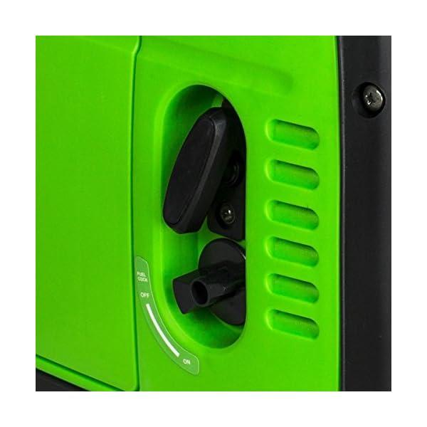 Generatore di Corrente Inverter 2,2 KW Foxcot GT-2200i silenziato 5 spesavip
