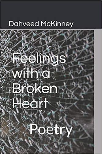 Feelings With A Broken Heart Poetry Feelings Part 1 Amazon