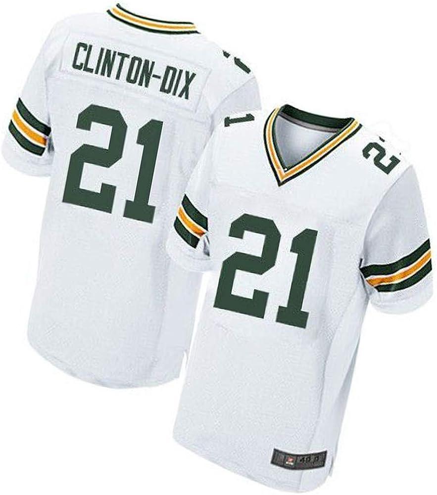 21# Ha Ha Clinton-Dix Green Bay Packers Jersey de Rugby ...