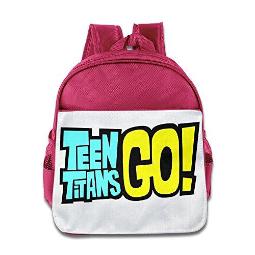[XJBD Custom Cool Cool Teenagers Logo Kids Schoolbag For 1-6 Years Old Pink] (Make Monkey Magic Costume)