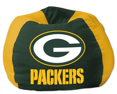 Packers Bean Bag Chair-By BlueTECH