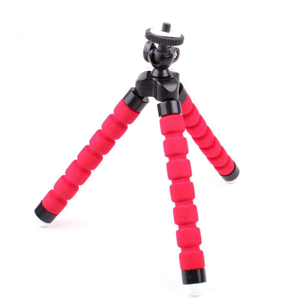 appareils Photo et cam/éscopes FubianG Mini tr/épied Portable Universel en /éponge Flexible pour t/él/éphones Portables
