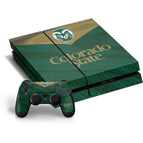 Colorado State University Ps4 Horizontal Bundle Skin   Colorado State Alternative Vinyl Decal Skin For Your Ps4 Horizontal Bundle