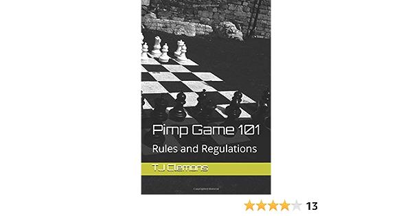 101 pimp rules Pimponomics 101: