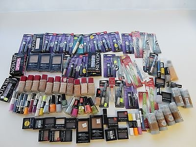 Revlon Assorted Cosmetic Lot (50) by Revlon