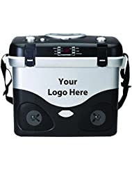 CD / MP3 / AM/ FM Radio Cooler - 5 Quantity - $238.15 Each - PROMOTIONAL PRODUCT / BULK / BRANDED with YOUR LOGO / CUSTOMIZED
