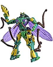Transformers - Generations - War for Cybertron: Kingdom - 5.5inch WFC-K34 Waspinator - Deluxe Class - Collectible Action and Toy Figures - Toys for Kids - Boys and Girls - F0684 - Ages 8+
