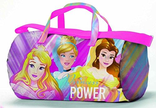 Coriex Kinder Disney Princess Power Sporttasche, Mehrfarbig, M