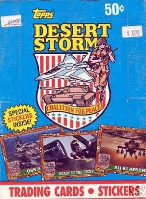 desert-storm-1-coalition-for-peace-1991-topps-wax-trading-card-box-armed-forces
