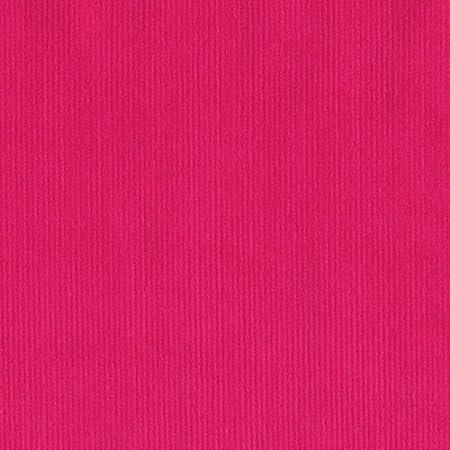 cotton blend half yard Robert Kaufman Fabric by the yard bright pink and white seersucker Hot Pink Seersucker Fabric
