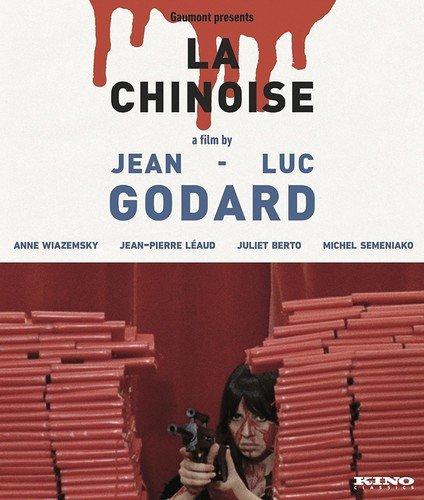 Blu-ray : La Chinoise (Blu-ray)