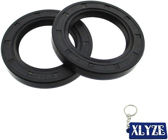 XLYZE 2X Crank Case Crankshaft Oil Seal 35x52x7 for Honda 11HP GX340 13HP GX390