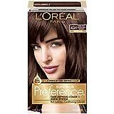 L'Oreal Paris Superior Preference Permanent Hair Colour CB415 Dark Soft Mahogany Brown, 1 EA