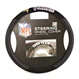 NFL Minnesota Vikings Poly-Suede Steering Wheel Cover