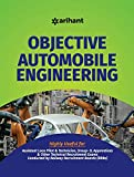 RRB Objective Automobile Engineering 2018