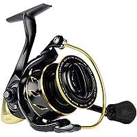 KastKing New Sharky III Gold Fishing Reel, Zero-Flex...