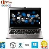 【Microsoft Office 2016搭載】【Win 10Pro搭載】Toshiba dynabook R644/M 液晶 第四世代 Core i5 /メモリ8GB/320GB/13.3インチ/無線LAN/USB3.0/HDMI/WEBカメラ/14型 中古ノートパソコン